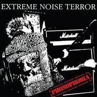 Extreme Noise Terror - Phonophobia (Red Vinyl)