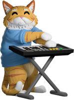 Youtooz - Meme - Keyboard Cat Vinyl Figure (Clcb) (Vfig)