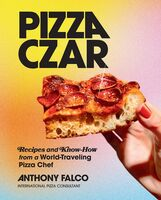 Anthony Falco  / Sung,Evan / Tavoletti,Molly - Pizza Czar (Hcvr)