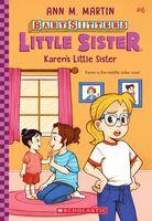 Ann Martin  M / Almeda,Christine - Karens Little Sister (Ppbk) (Ill) (Ser)