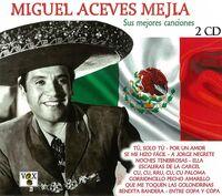 Miguel Mejia  Aceves - Sus Mejores Canciones Vol 1 & 2 (Spa)