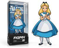 Figpin Alice in Wonderland Alice #604 - Figpin Alice In Wonderland Alice #604 (Clcb) (Pin)