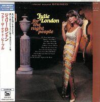 Julie London - For The Night People (Jmlp) [Reissue] (Jpn)