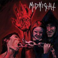 Midnight - No Mercy For Mayhem (Blk) (Blue) [Colored Vinyl]
