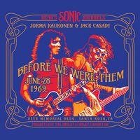 Jorma Kaukonen - Bears Sonic Journals: Before We Were Them