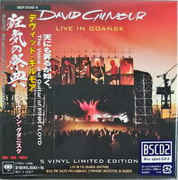 David Gilmour - Live in Gdansk (Blu-Spec CD2) (Paper Sleeve)