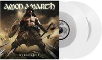 Amon Amarth - Berserker [Indie Exclusive Limited Edition White/Silver 2LP]