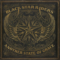 Black Star Riders - Another State Of Grace [Gold/Black Splatter LP]