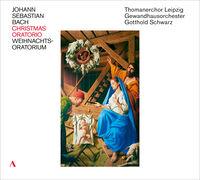 Sandstrom/Lidholm - Christmas Oratorio (2pk)