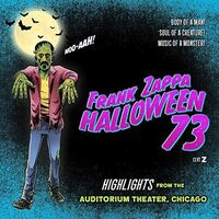 Frank Zappa - Halloween 73 Highlights