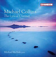 Michael Collins - Lyrical Clarinet 3 / Various