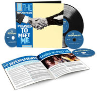 The Replacements - Pleased To Meet Me [Deluxe Edition Box Set]