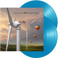 Flying Colors - Second Nature (Blue) [Colored Vinyl] (Uk)