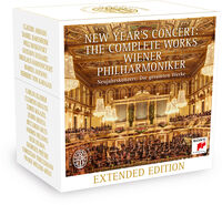 New Years Concert Complete / Various - New Year's Concert - The Complete Works - Extended Edition