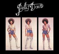 Betty Davis - Betty Davis [Indie Exclusive] (Blue Vinyl) (Blue) [Indie Exclusive]