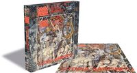 Napalm Death Utopia Banished (500 Piece Puzzle) - Napalm Death Utopia Banished (500 Piece Jigsaw Puzzle)