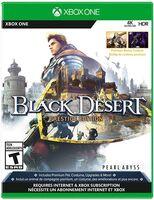 Xb1 Black Desert - Prestige Edition - Xb1 Black Desert - Prestige Edition
