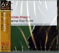 Archie Shepp - Mama Too Tight (SHM-CD)