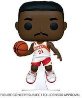 Funko Pop! NBA: - FUNKO POP! NBA: Legends- Dominique Wilkins (Hawks Home)
