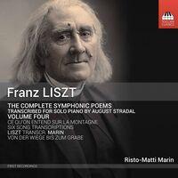 Risto-Matti Marin - Complete Symphonic Poems 4