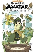Yang, Gene Luen / Gurihiru - Avatar: The Last Airbender: The Rift Omnibus
