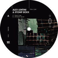 Alex Lentini  / Stomp Boxx - Fine Line