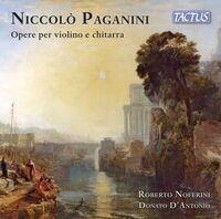 Roberto Noferini - Opere Per Violino E Chitarra