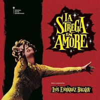 Luis Bacalov - La strega in amore (Original Motion Picture Soundtrack) [LP]