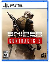 Ps5 Sniper Ghost Warrior Contracts 2 - Ps5 Sniper Ghost Warrior Contracts 2
