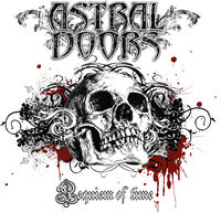Astral Doors - Requiem Of Time (White Vinyl) [Colored Vinyl] [Limited Edition] (Wht)