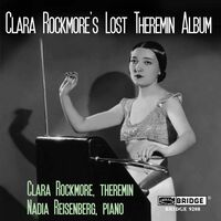 Art Of The Theremin - Lost Theremin Album