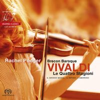 Rachel Podger - Vivaldi: Le Quattro Stagioni - The Four Seasons