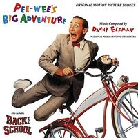 Danny Elfman - Pee-wee's Big Adventure / Back to School (Original Motion Picture Scores)