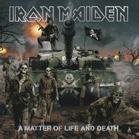 Iron Maiden - Matter Of Life & Death