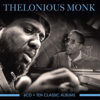 Thelonious Monk - Ten Classic Albums (Hol)