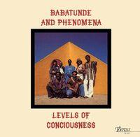 Babatunde & Phenomena - Levels Of Consciousness (Ogv) (Rmst)