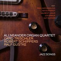 Ali Neander Organ Quartet - Jazz:Songs