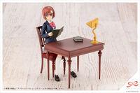 Sousaishojoteien - After School Retro Desk - Kotobukiya - Sousaishojoteien - After School Retro Desk