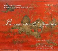 Couperin / Asperen - Louis Couperin Edition 4
