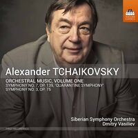 Siberian Symphony Orchestra - Orchestral Music 1
