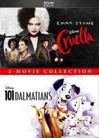 Cruella & 101 Dalmatians (Animated): 2-Movie Coll - Cruella & 101 Dalmatians (Animated): 2-Movie Coll