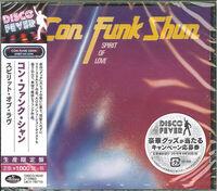 Con Funk Shun - Spirit Of Love (Disco Fever) [Reissue] (Jpn)