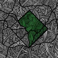 Damu The Fudgemunk - Ears Hear Spears Instrumentals (green Vinyl)