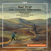 RAPHAEL WALLFISCH - Cello Concerto / Cello Sonata