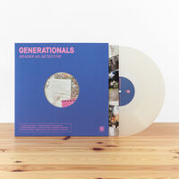 Generationals - Reader As Detective [LP]