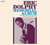 Eric Dolphy - Memorial Album [Deluxe] [Limited Edition] [Digipak] (Spa)