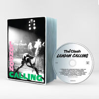 The Clash - London Calling: 40th Anniversary Scrapbook Edition [Deluxe CD/Book]