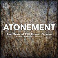 Palsson / Caput Ensemble / Hirv - Atonement (W/Cd) (2pk)