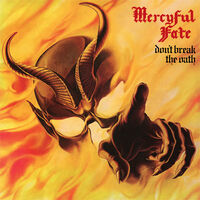 Mercyful Fate - Don't Break The Oath [Limited Edition Red & Yellow LP]