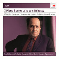 Debussy - Boulez Conducts Debussy